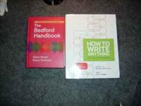 Greenville Tech Books English 101 $40 for Set $15 for