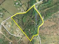 Fantastic single household home site with acreage that