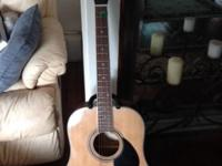 acoustic guitar serial numbers109070198 great condition