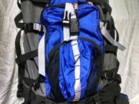 Lassen Adventure Series Backpack. Brand new, never