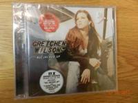 Gretchen Wilson Cd - All Jacked Up, Never opened $4.00