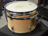 Gretsch 9x13 Tom Drum Vintage.  Up for sale is a