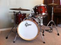 I'm offering a near mint disorder Gretsch Catalina Club