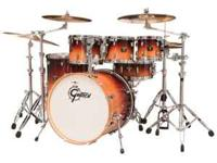 For sale ... 5 pc. Gretsch Catalina Maple Drum Set ...