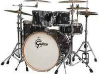 New Gretsch Catalina Maple Series 5 Pc. Shell Pack
