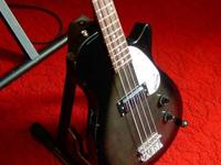 Gretsch Electromatic Bass. Used very little but has a