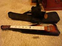 Gretsch Electromatic Lap Steel Guitar. Used but in