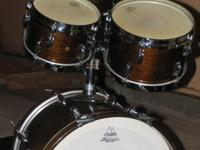 Type: DrumsThis is a vintage,( circa 1970's)