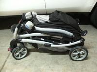 I'm selling this double stroller because I no longer