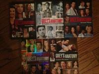 This is the complete sets of seasons 1-5. They have no