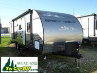 2014 Cherokee Grey Wolf 26DBH Bunk House Travel