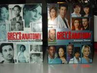 GREYS Anatomy , Series Season 2 $15.00 Greys Anatomy