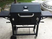 Kick off football season with a awesome charcoal grill.