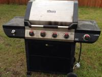 Grill 100 or best offer--tv 42 Panasonic 200 obo