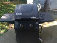 1 year old grill propane grill with propane tank