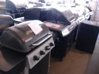 Grill Sale!! We have a variety of different grills at