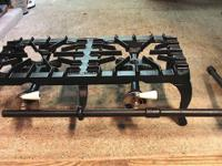I have a Griswold # 202 double burner gas table leading