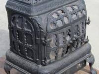 COST REDUCED!  FOR SALE: Griswold # 35 2-burner cast