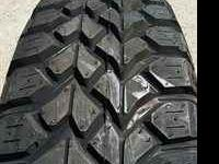 285 70R 17 & 265 70R 17 - 10 Ply Grizzly Grip M/T Truck