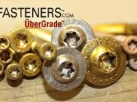 **Full line of GRK fasteners available. **Specialized