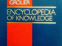 Groiler Encyclopedia 20 Volume Set 1991. The majority