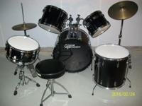 For Sale: A Groove Percussion Pro Gear Drum Set.....