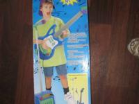 Groovy Tunes Electronic Guitar Combo Set  $15 obo  NEW