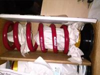 I am selling a brand new set of coilovers from Ground