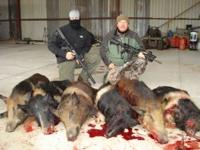 YOU GET 3 DAYS AND 2 NIGHTS LODGING. UNLIMITED HOGS, WE
