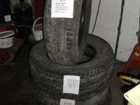 AVAILABLE IS A COLLECTION OF 4 KUMHO SOLIS 235/70/15
