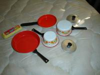 These sets are of pots & pans, dish sets, etc..some