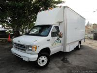 Grout Sewer Inspection Truck 2002 Ford E-450 Super
