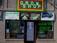 GROW SHOP OF PEORIA-NOW OPEN- PEORIA'S NEWEST AND ONLY
