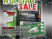Holiday Sale at Grow Depot Hydroponics and
