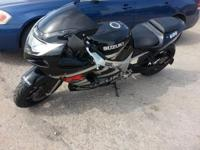 I have for sale a 2003 Suzuki GSX-R 600 available for