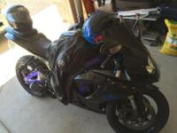 07 GSXR 600 for sale $3,000 OBO cash+guns combo