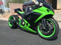 F0r sale is my custom gsxr 1000 2008 model, lots of