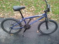 I have a GT 2o Inch Trick bike available for sale  This