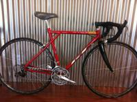 GT Attack Road Bike in a 50cm frame size and in