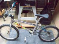 1998 GT BMX MACH 1 SERIAL # YC98D00220 ,PARTS AS