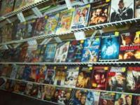 HI WE HAVE DVDS AND VHS FOR SALE.WE ALSO BY MOST DVDS