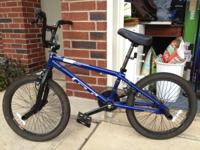 Selling a GT Compe BMX style bike. This bike is loaded