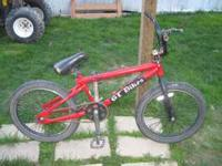 GT Compe bike. Rides nice and smooth. All parts have