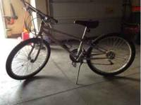 GT dirt bike for sale, minor surface rust on frame and