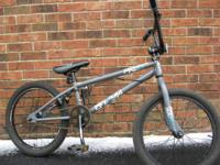 "This 20"" BMX bike is terrific for children ages 7 and"