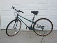 "GT girls Ventare 19"" frame bike. Bike is in excellent"