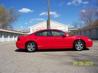 I am selling my Pontiac Grand Prix GT.It is loaded with