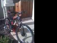 This is my xc bike, great bike, gets the job done!! Its