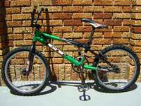 This is a nice old school GT Interceptor racing BMX
