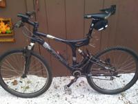selling my gt mountain bike.. I drive technology